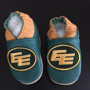 Edmonton Eskimo Slip-On Soft Shoe Size 3